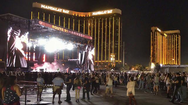 Un guitarrista que sobrevivió la masacre de Las Vegas cambia de opinión sobre el control de armas