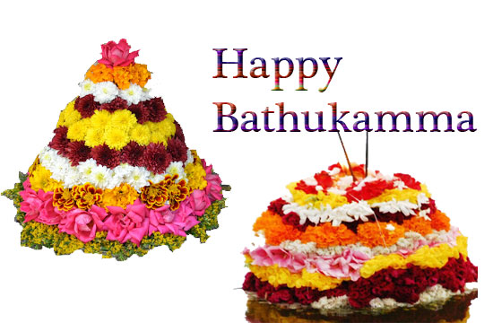 Happy Bathukamma Images