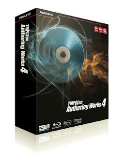 โหลด TMPGEnc Authoring Works 4 ตัวเต็ม Crack