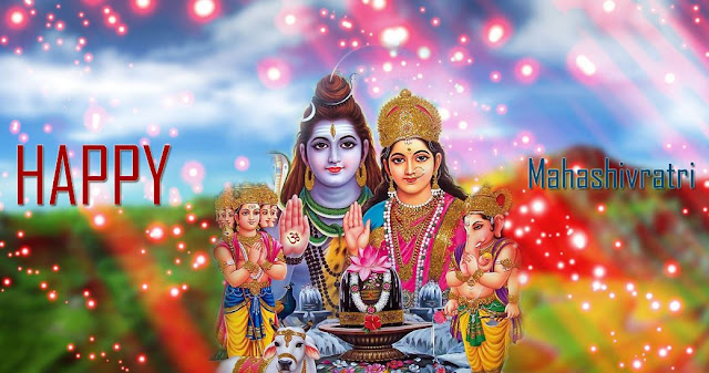 Best Happy Shivratri  Wallpaper For Desktop