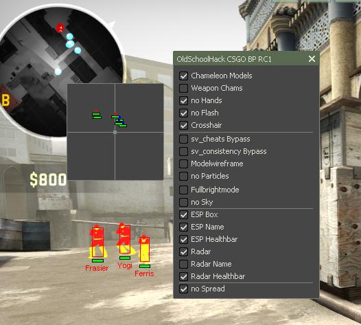 Ads%C4%B1z Counter Strike Global 2013 Wallhack Menü indir