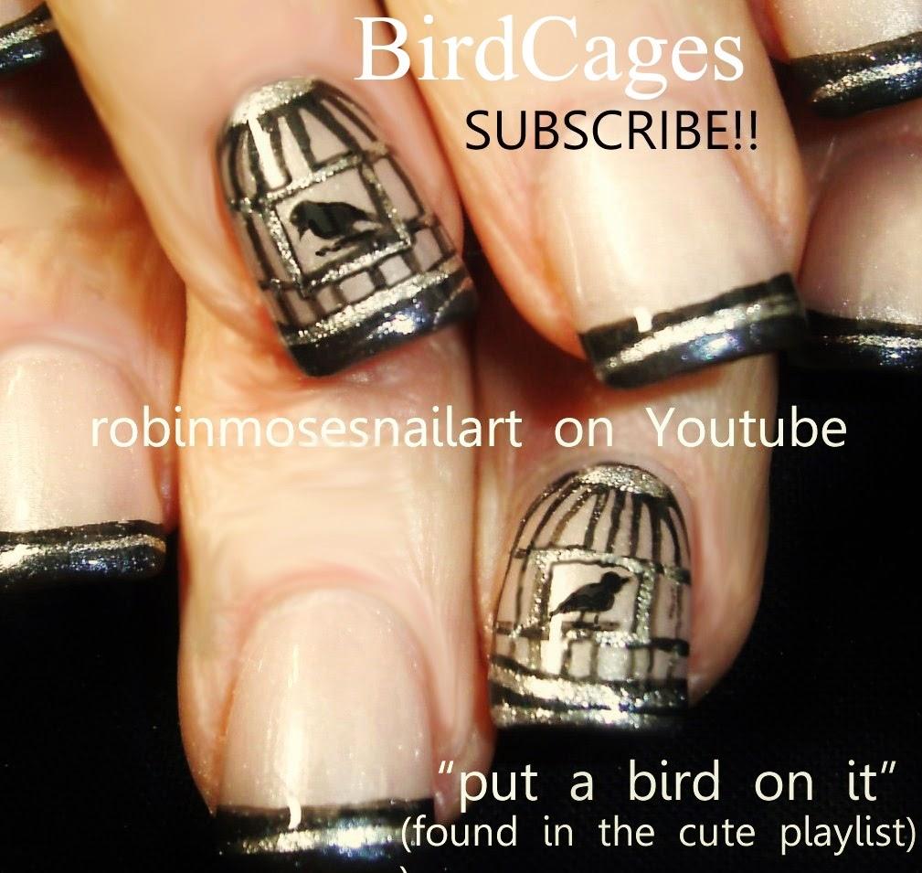 Nail Art By Robin Moses Divergent Nails Divergent Nail Art