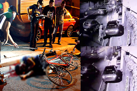 Biker killer in Quiapo road rage still at large