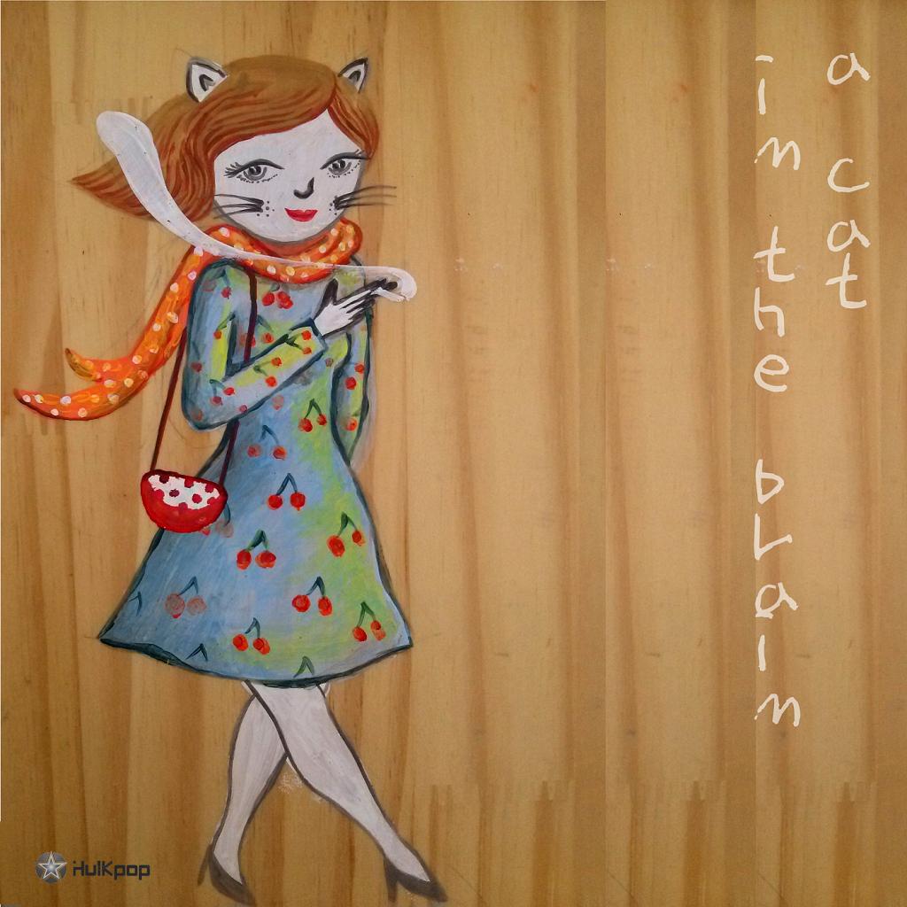 TAFKA Buddah – A Cat In The Brain