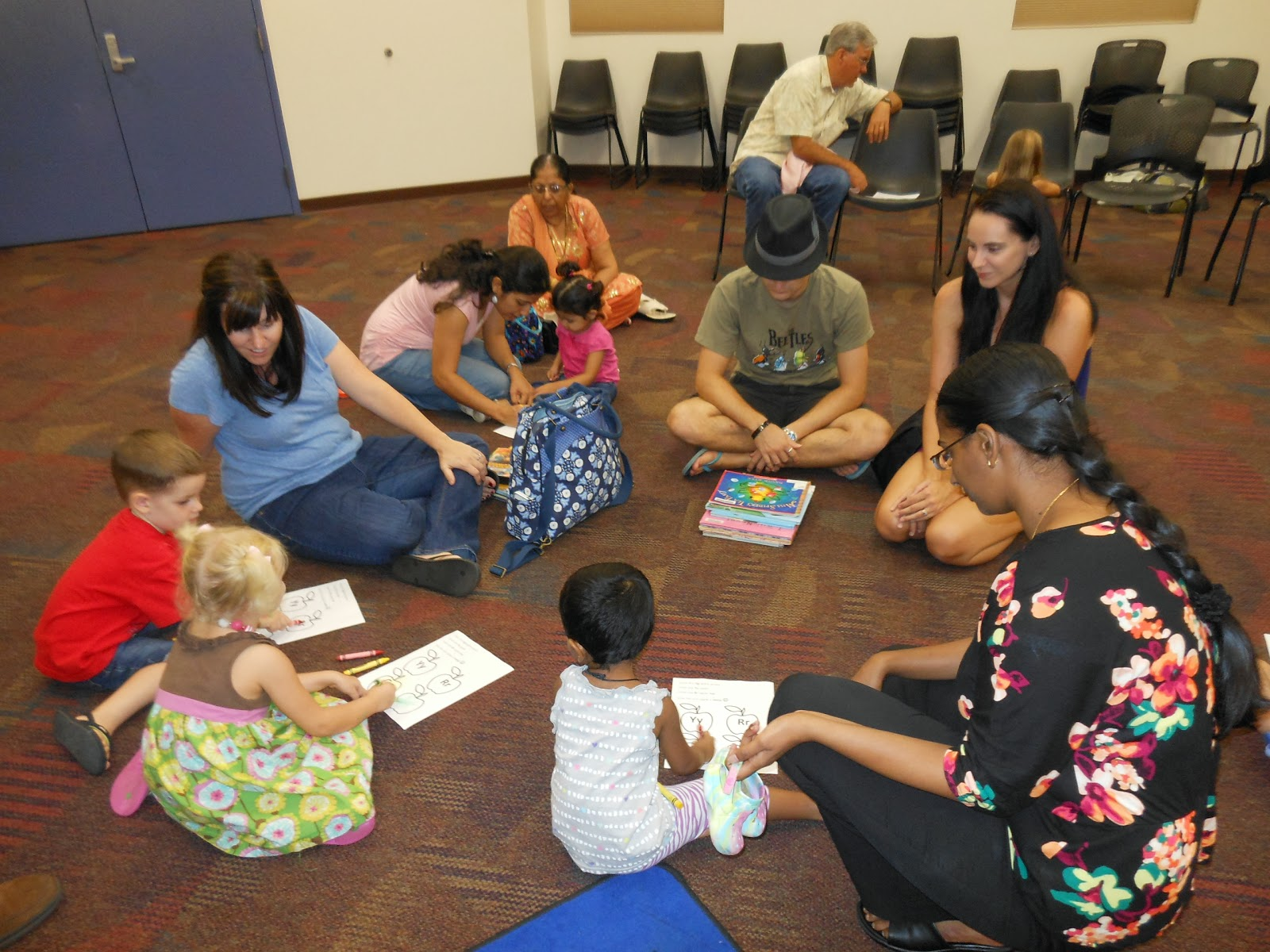 Storytime With Miss Tara And Friends September