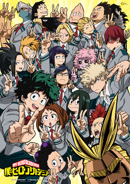 Sinopsis My Hero Academia Season 2