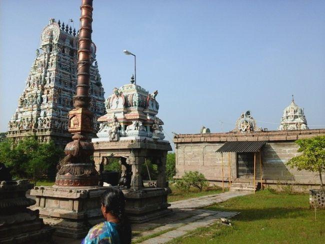 Sri Singeeswarar Temple Kodimaram