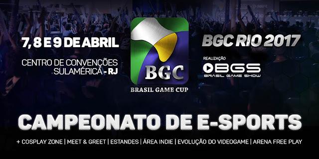 BGC Rio de Janeiro 2017