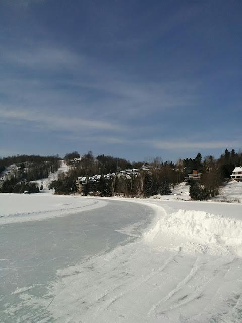 Sainte Adele Quebec