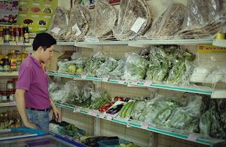kệ siêu thị tại Hải Phòng
