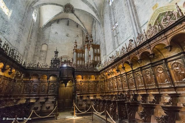 Coro Renacentista, Catedral de Santa María, Saint Bertrand de Comminges por El Guisante Verde Project
