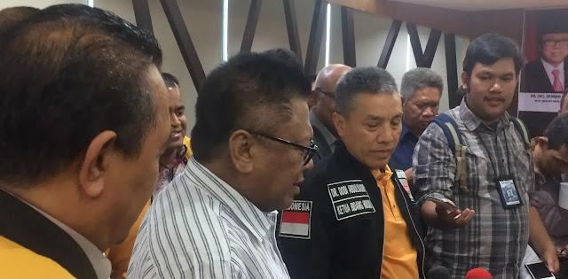 Bergejolak, Partai Hanura Kini Anggap Wiranto Bagian dari Masalah