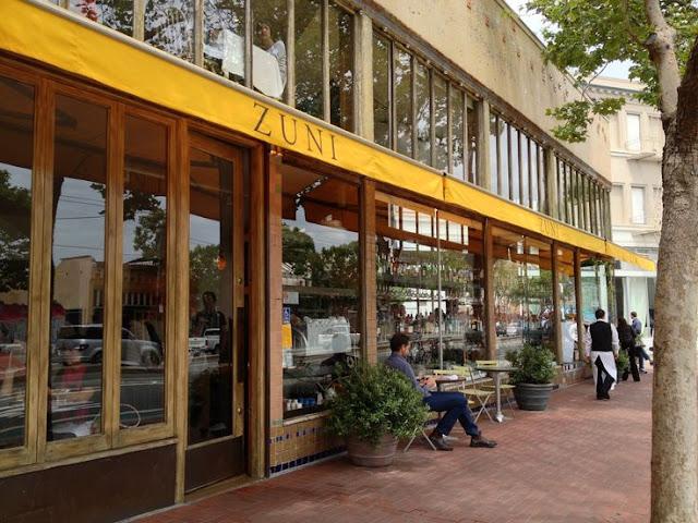 Restaurante Zuni Café em San Francisco