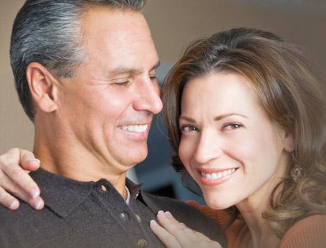 Older women seeking older men