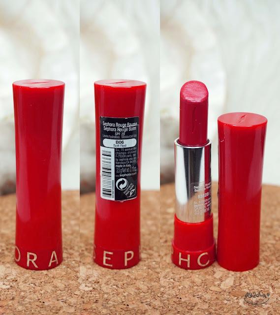 sephora rouge collection lipstick