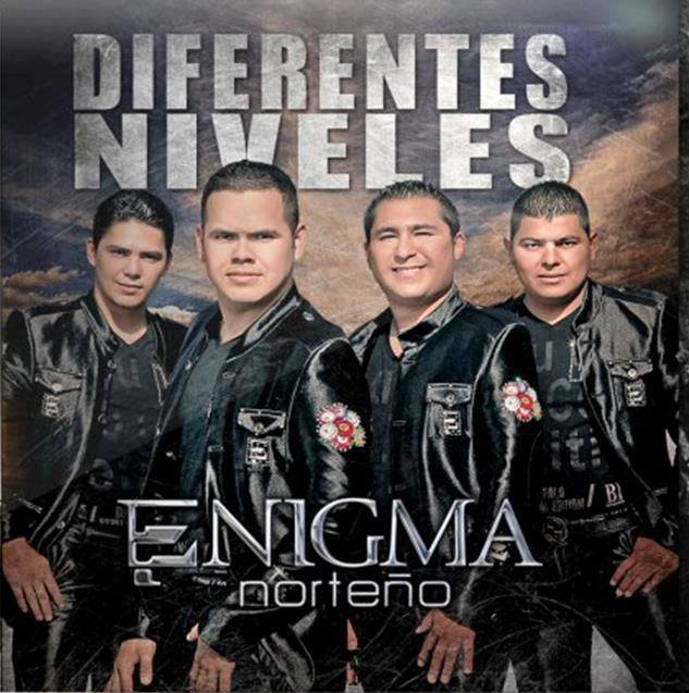 Enigma Norteño – Diferentes Niveles (Disco 2013)