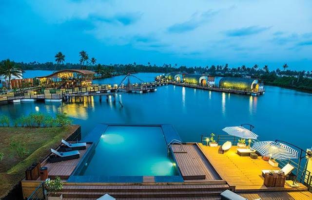 Floating Hotel India