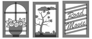 Overlays mit mehreren Elementen vor dem Verschweißen