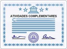 Certificado para Atividades Complementares