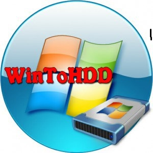 how to install windows 7 without cd or usb with WinToHDD
