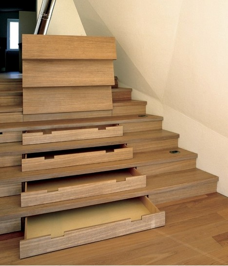Creative Staircase Design Ideas: 15 Creative And Clever Under Stair Storage Designs