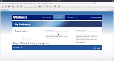 Cara Install NetBeans 8.2 di Linux Ubuntu