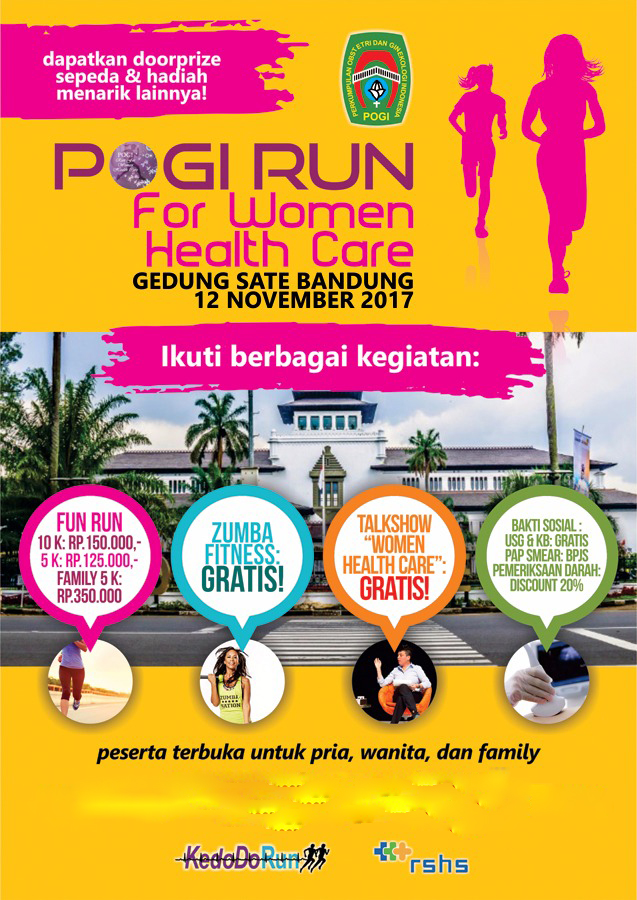 POGI Run For Women Health Care • 2017