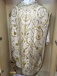 The Art of Filigree (Study of a Chasuble of Pius X)