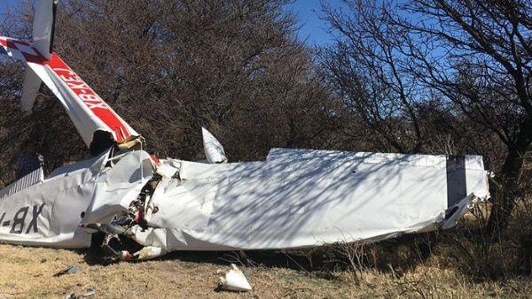 Funcionario mexicano muere tras accidente aéreo
