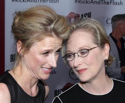 Meryl Streep & Mamie Gummer