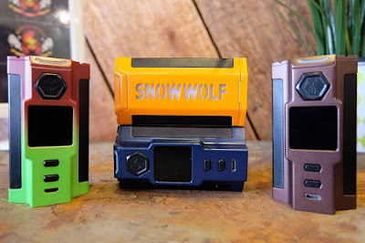 So Easy to Use Snowwolf VFENG-S 230W Mod