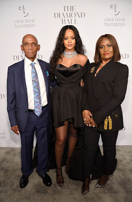 GettyImages 847124184 - GLOBAL: Rihanna Was All About Family At Her 3rd Annual Diamond Ball (Photos)