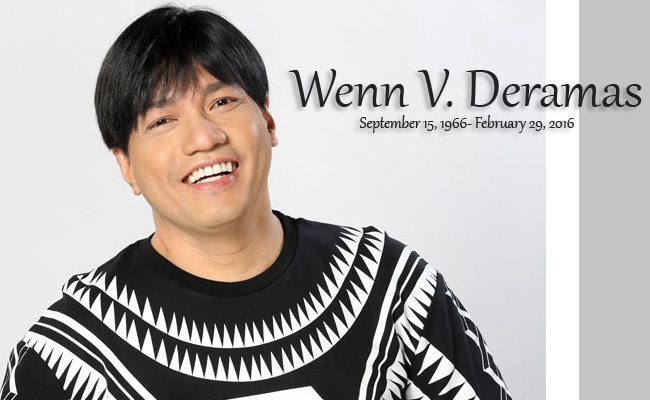 Director Wenn Deramas Passed Away Due to Cardiac Arrest