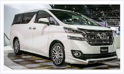 2018 Toyota Vellfire Review, Specs, Release Date, And Price