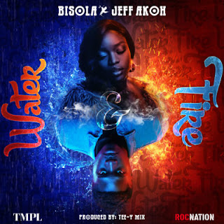 Music: Bisola x Jeff Akoh – Water & Fire