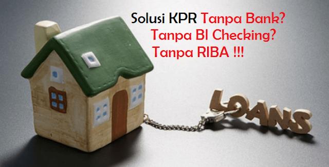 Kredit Rumah tanpa Bank dan Riba