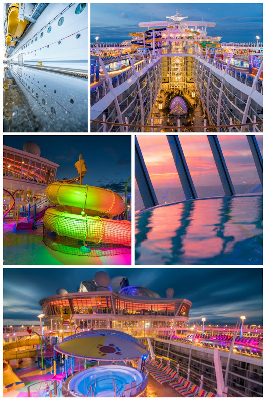 Five AMAZING reasons to cruise on Symphony of the Seas with Royal Caribbean