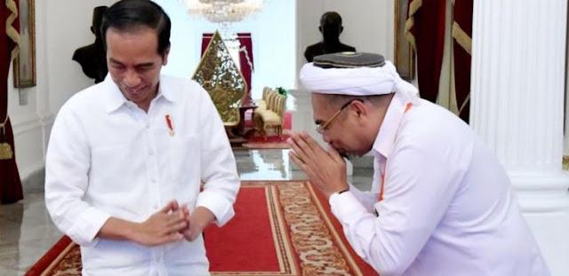 Politisi PBB Ungkap Misi Jokowi Gandeng Ali Muchtar Ngabalin