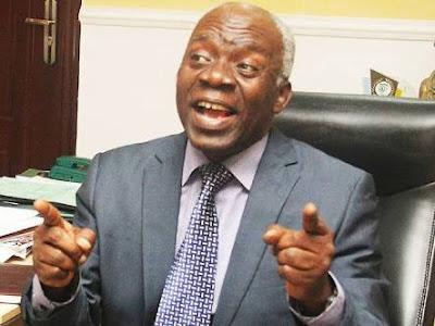 Femi Falana Raises Alarm Over N1.4Trillion As Subsidy Monthly