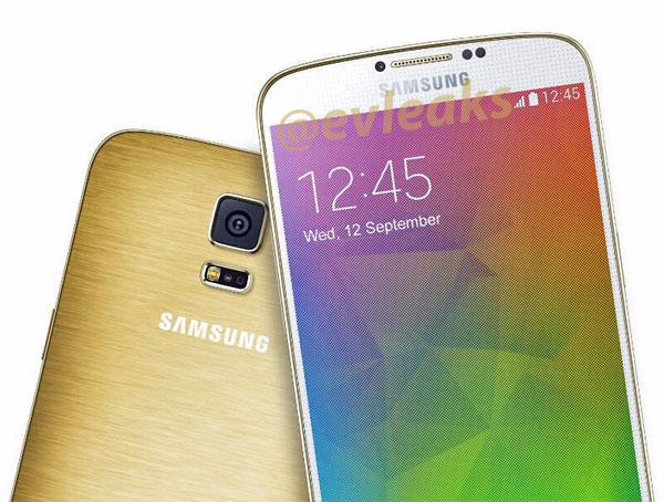 Ini Penampakan Samsung Galaxy F a.k.a Prime Warna Emas