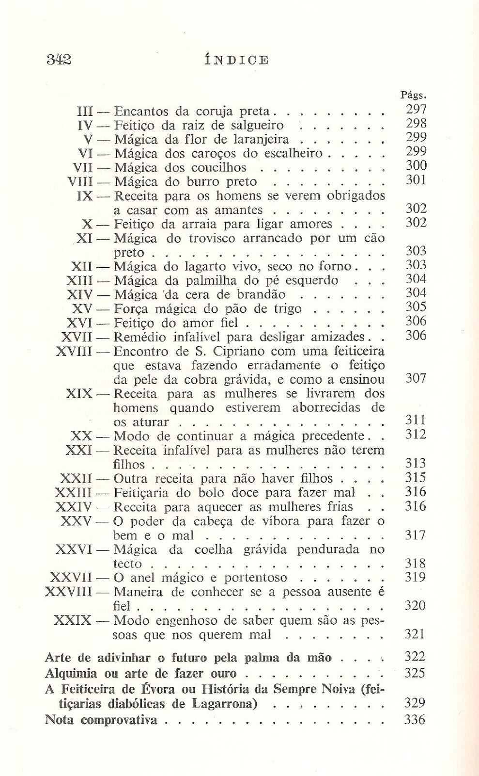 Abraxaz Temple: O Livro de São Cipriano - O Tesouro do