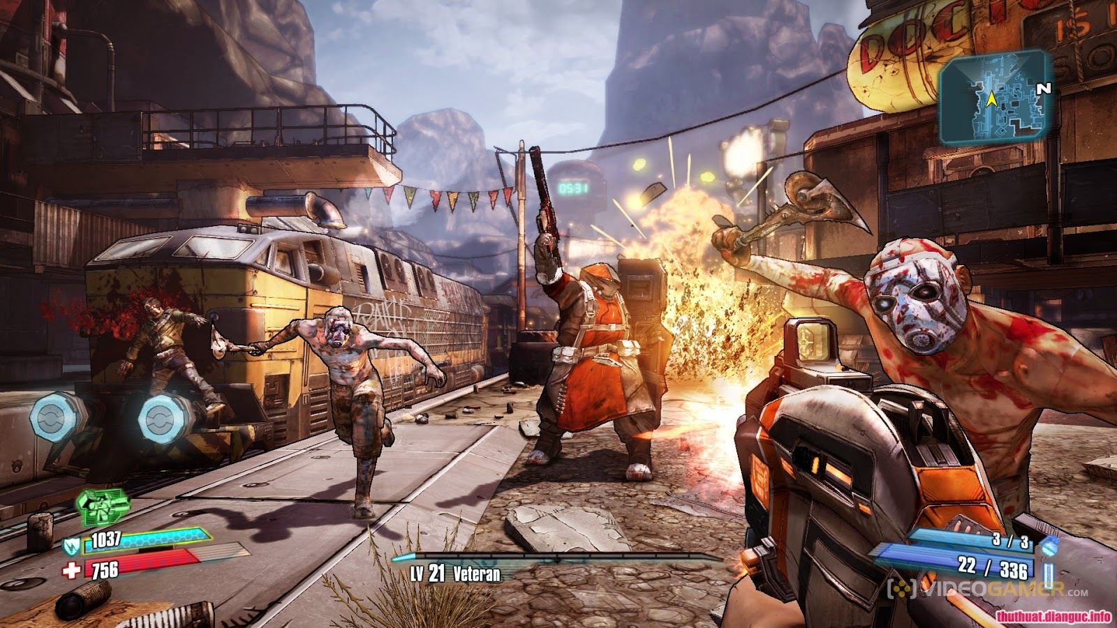Tải game Borderlands 2 Game of the Year Edition miễn phí