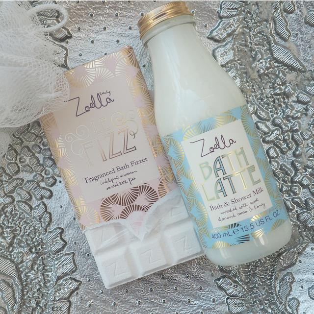 zoella bath range