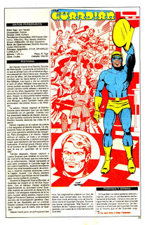 Guardian ficha dc comics