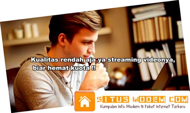 Inilah Kebutuhan Kuota Streaming Video atau Live TV Kualitas 240p, 360p, 480p,720p, 1080p
