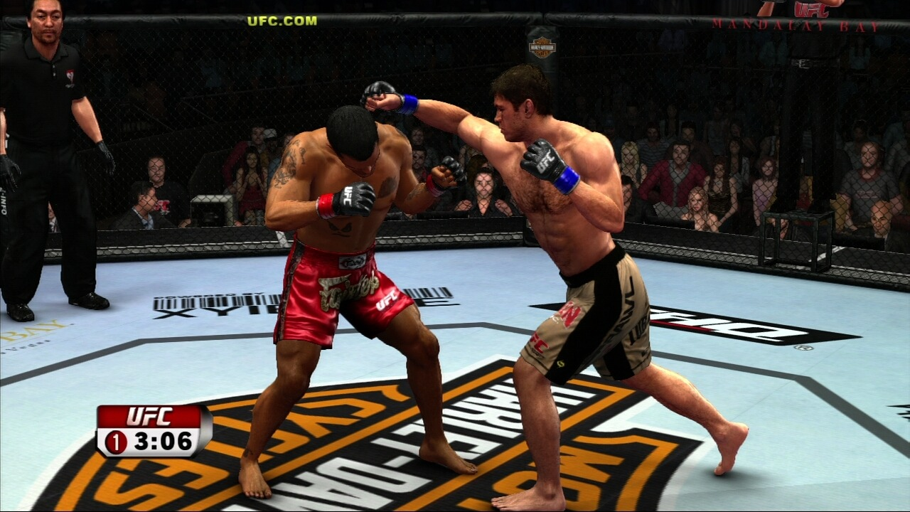 UFC 2009 Undisputed USA PS3-NCC