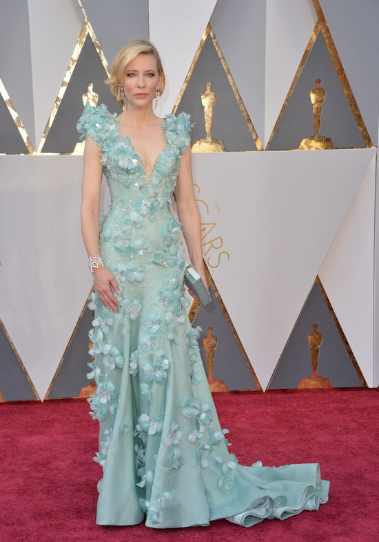 OSCARS 2016 BEST DRESSED / TOP 10