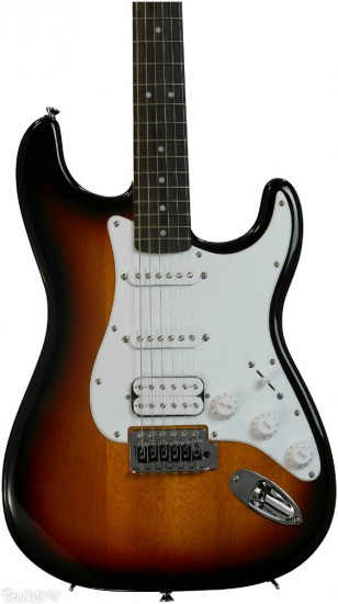 Đàn Guitar Squier Bullet Strat with Tremolo HSS