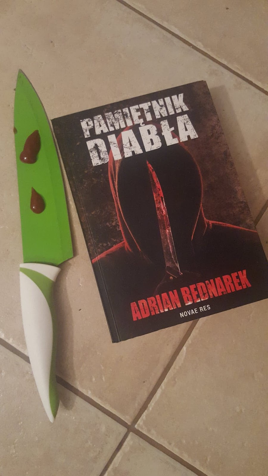 Adrian Bednarek - Pamiętnik diabła