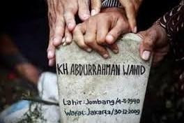 Kawasaan Wisata Religi Makam Gus Dur Ditetapkan Sebagai Yang Terbaik
